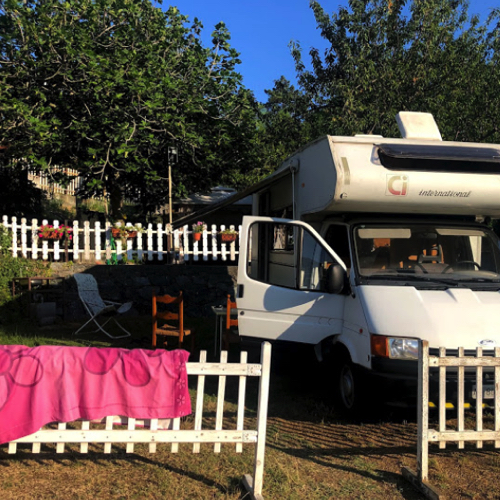 Camper / Roulotte / Van